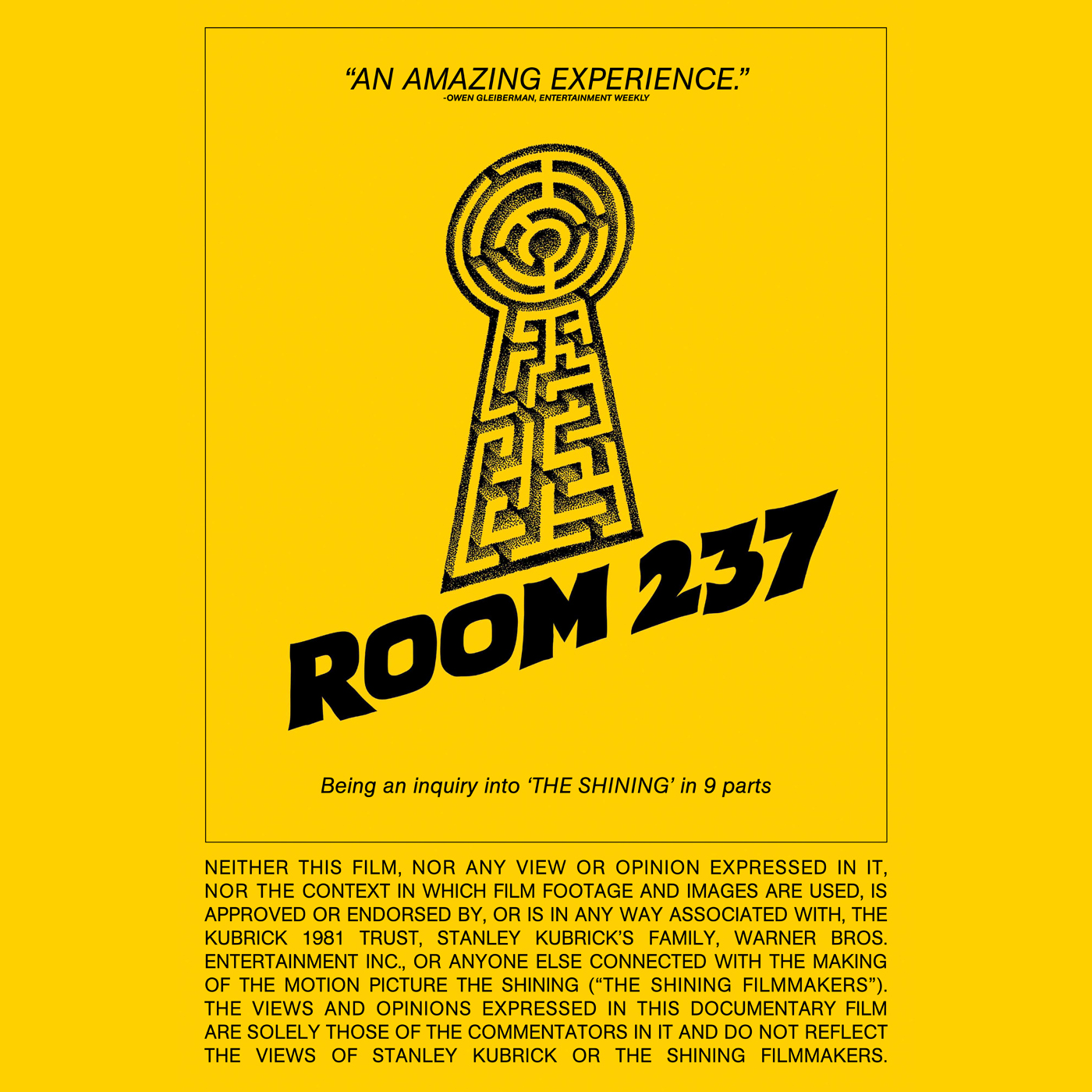 Room 237: 10 Minute Free Preview